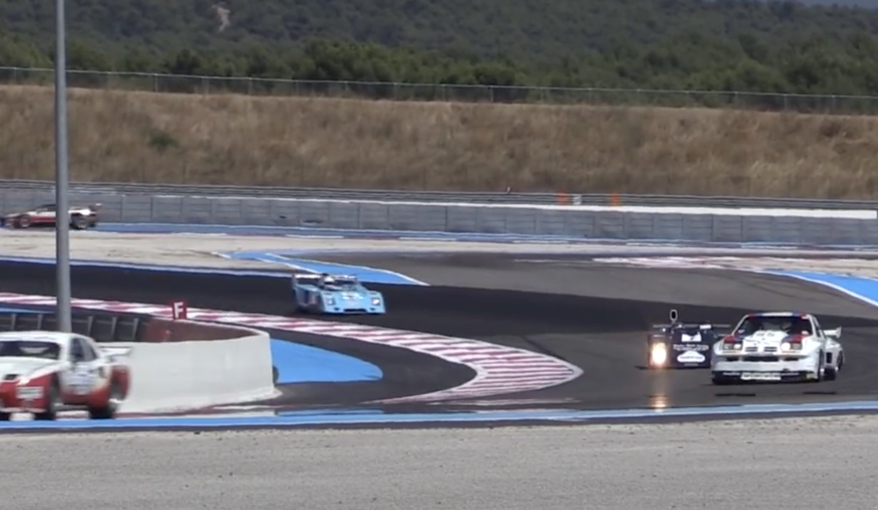 Morning Symphony: Binaural Audio Of Historic Screamers At Circuit Paul Ricard