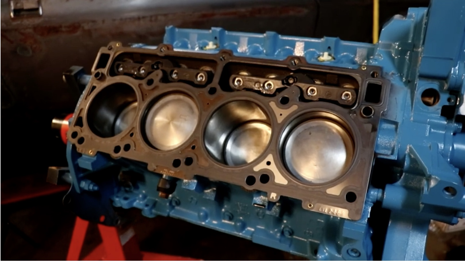 The Challenger Revival, Part 21: Finishing Off The 5.7L Hemi Rebuild For The E-Body!