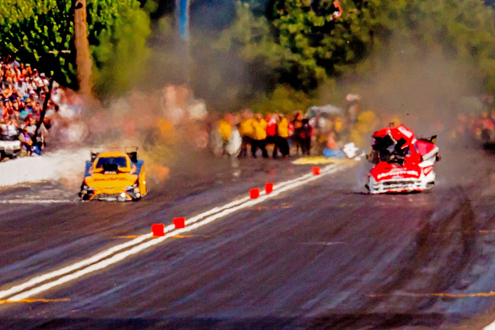 Action Photos: 2019 Magic Dry NHRA Northwest Nationals – Pro Class Photo Coverage
