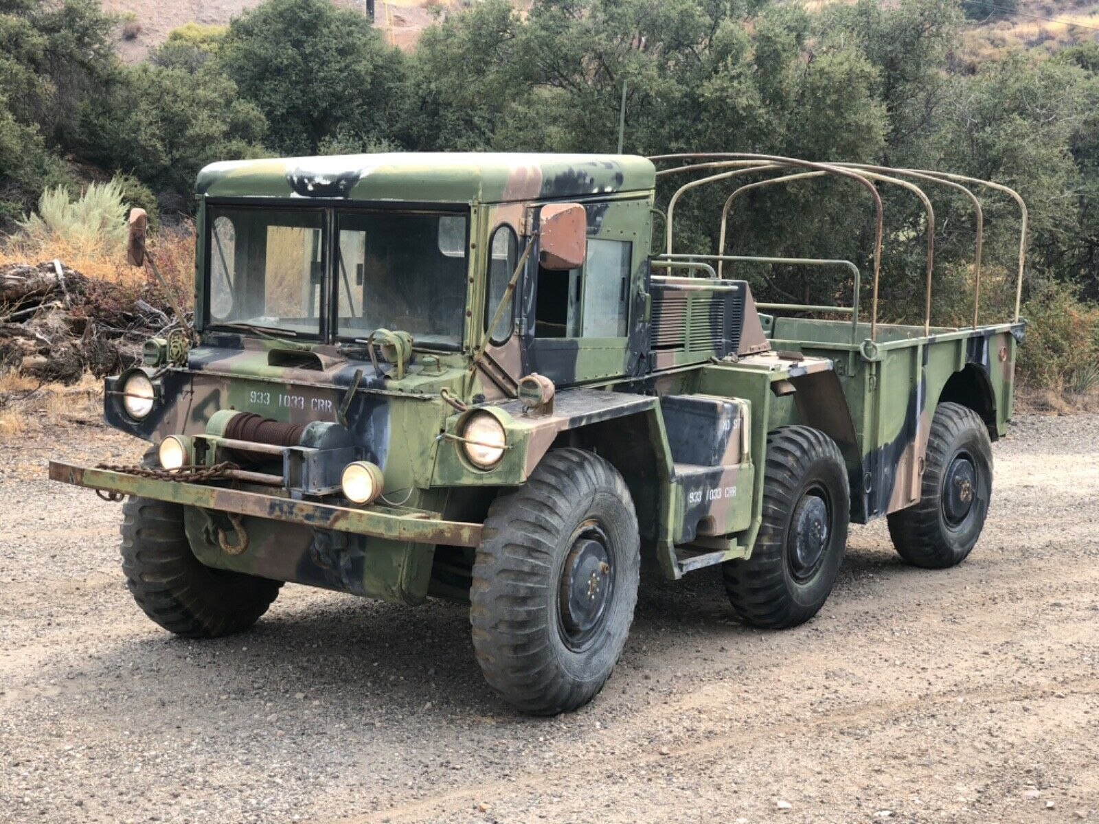 Get Your Goat: This 1970 US Army Gama Goat Is Running, Driving, and Pretty Awesome