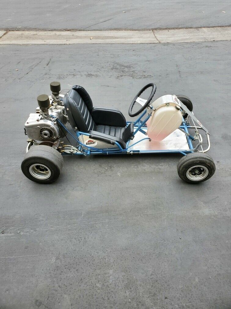 Quick Kart: This 1967 Vintage Margay New Breed Has Dual West Bend Engines And A Gearbox!