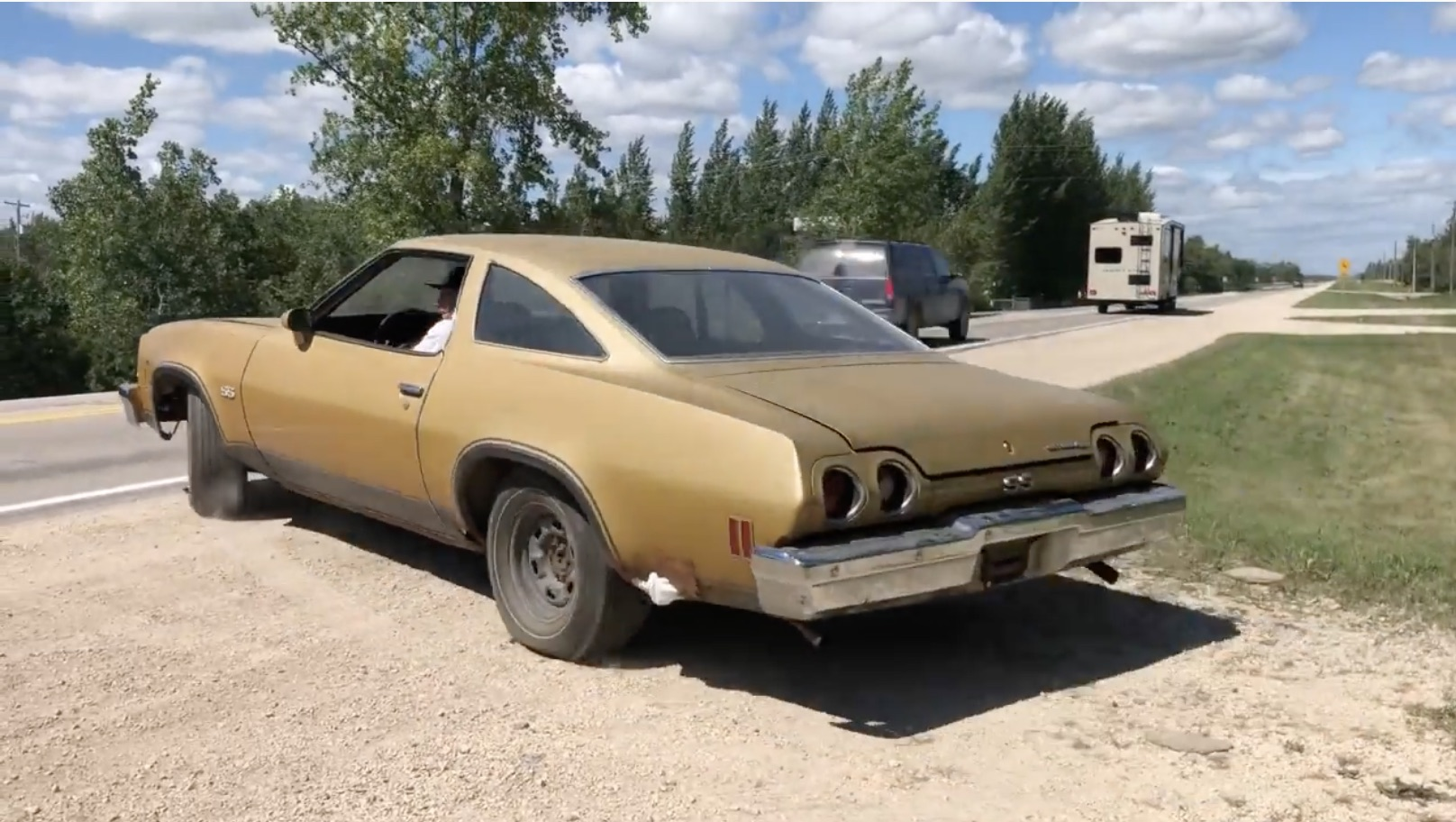 Colonnade CPR: Bringing A 1973 Chevrolet Chevelle SS454 Back To The Outside World