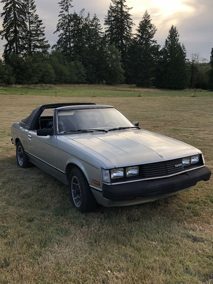 Rough Start: 1980 Toyota Celica GT Sunchaser by Griffith