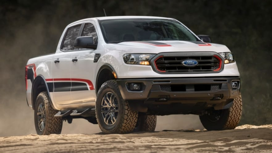 2021 Ford Ranger Tremor: The Small Truck In Ford's Lineup Packs A Big Punch!