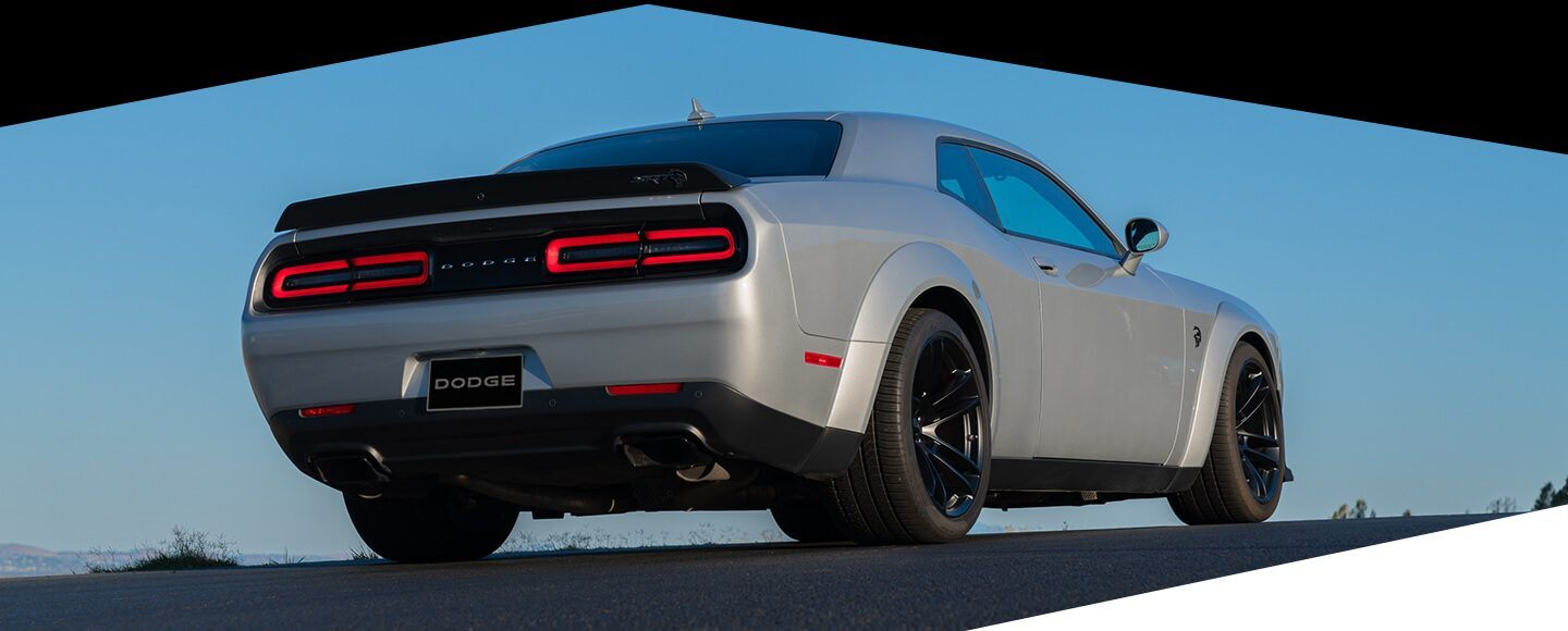 Bangshift Com Dodge Now Offering The Widebody Look On Many Challenger Models