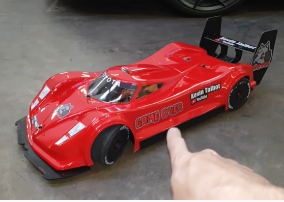 203 Miles Per Hour With An RC Car? Kevin Talbot Is Building One Hell Of A Project, That's For Sure!
