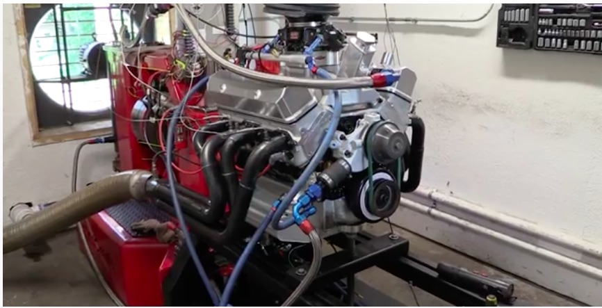 Dirt Dominator: Check Out The Build Of This 700hp Dirt Modified Racing Engine – Mean Small Block!