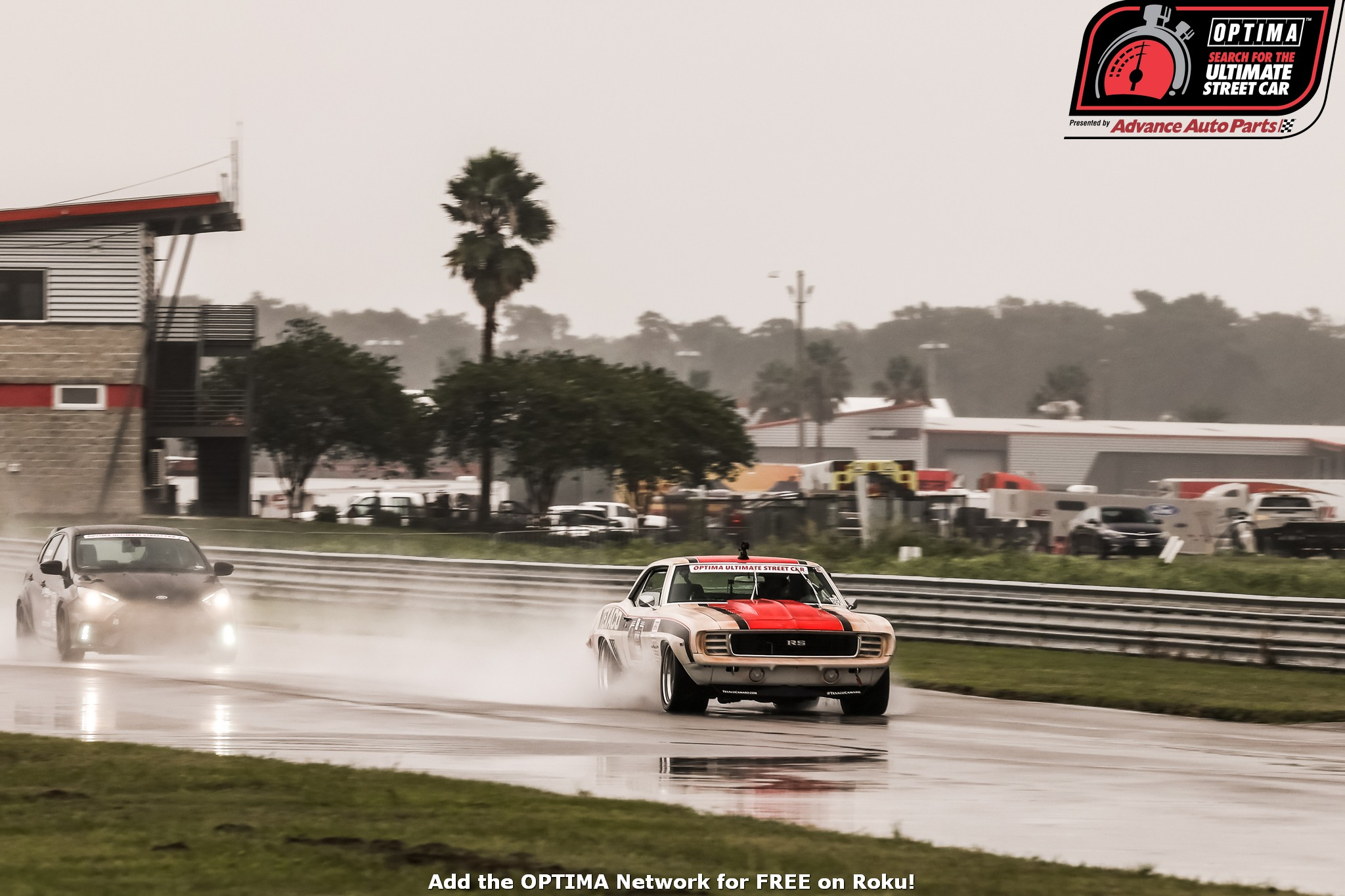 Rainmakers: New Orleans Offers A Wet And Wild Street Car Experience For Optima Search For The Ultimate Street Car Racers