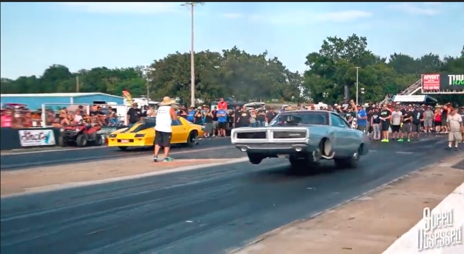 Big Tire No Prep Action Video: Check Out The Fun At Outlaw Armageddon In Oklahoma – Big Time No Prep Racing