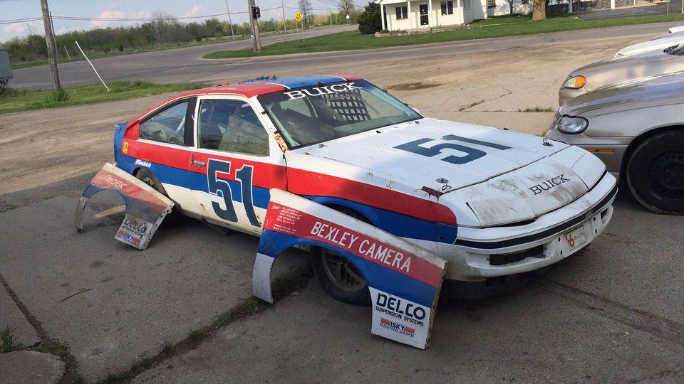 Rough Start: 1986 Buick Skyhawk IMSA Racer