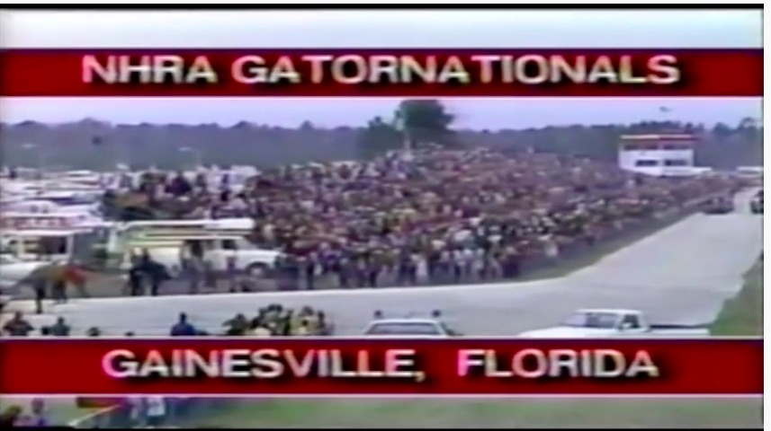 Drag Racing History: Watch Sportsman Eliminations From The 1983 NHRA Gatornationals – Young Legends!
