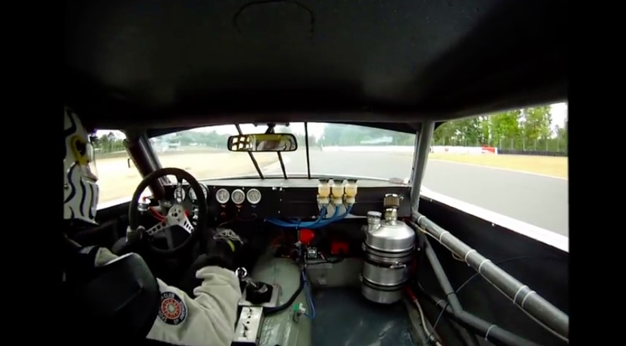 Driving The Bandit: This Is What Driving A Former Kelly American Challenge Series Car Is Like – Awesome Sound!