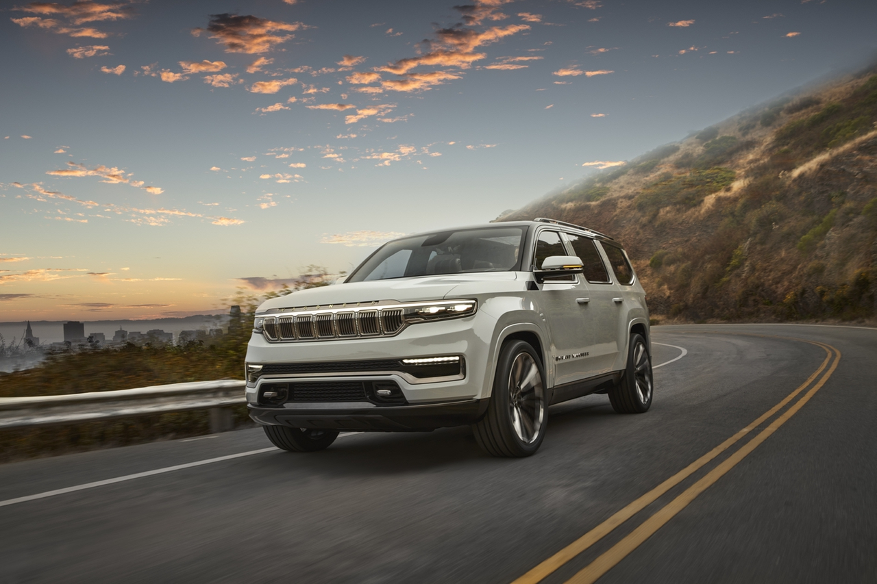 Unveiled: Grand Wagoneer Concept – Meet FCA's Toe-Dip Into The Ultra-Luxury SUV Market