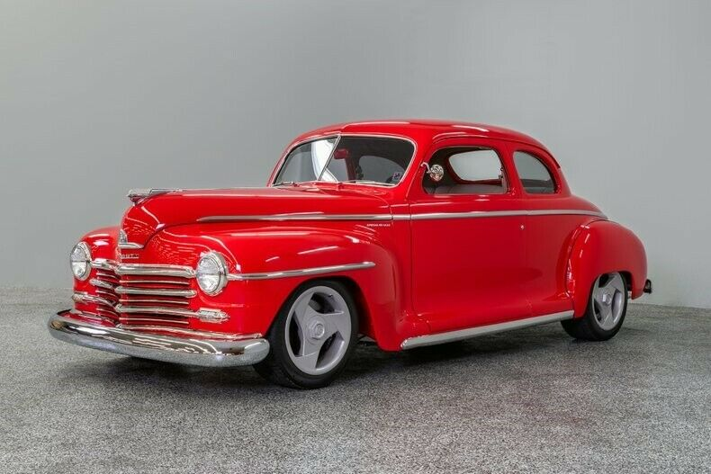 Cannot Hate It: This 1947 Plymouth Is Actually A 1994 Dodge Viper In Disguise V10 and All!