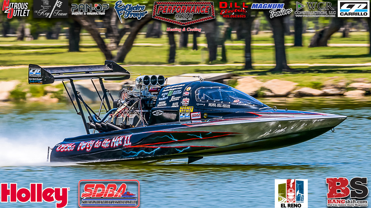 SDBA Drag Boat Races Will Be LIVE Here On BANGshift Starting Sunday Morning!