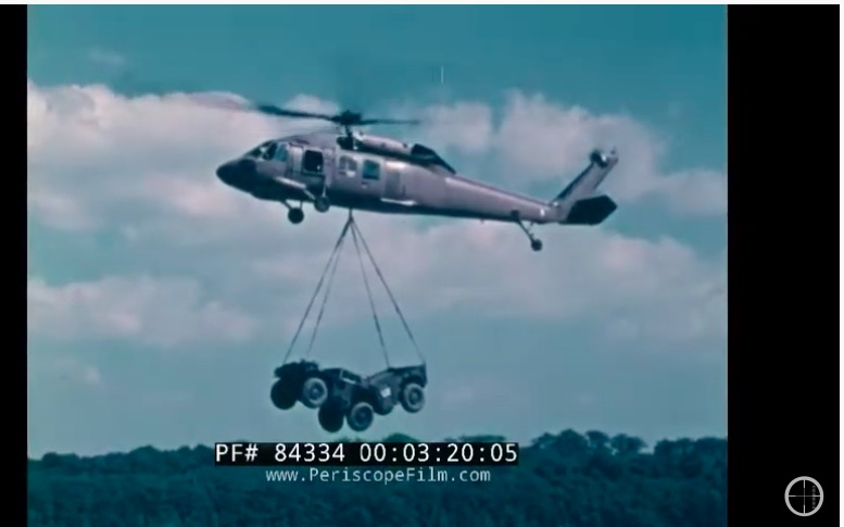 This 1970s Promotional Film For The Sikorsky UH-60A Is Kind Of Weird And Awesome
