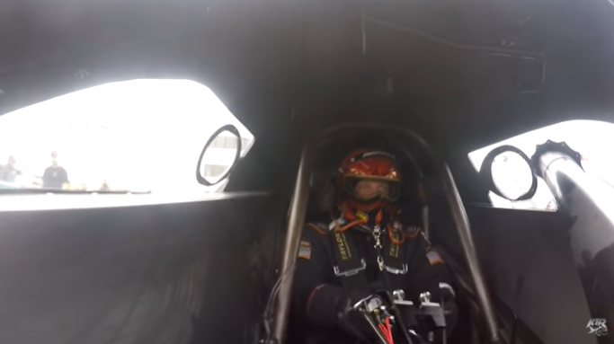 Stevie Fast Jackson Makes His Funny Car Debut: This Is NOT Like Driving A Pro Mod!