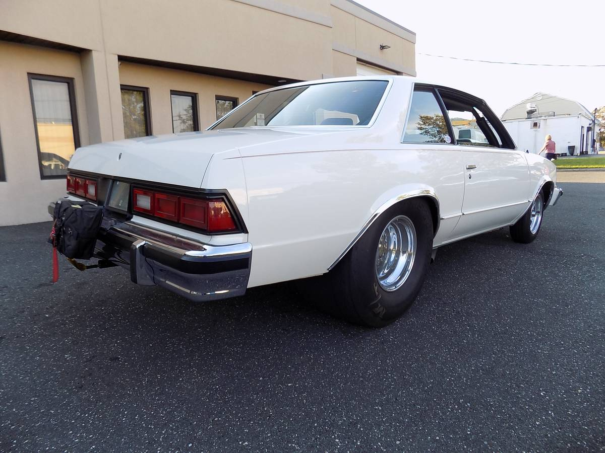 Dual Threat: This 1978 Malibu Runs 8s And Is Also The Cleanest G-Body On The Planet