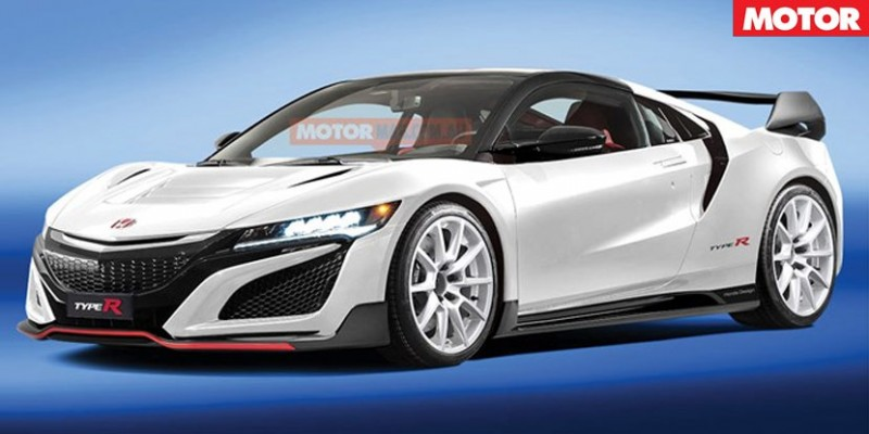 Extra Wasabi Please: The Upcoming Acura NSX-R Is A 600hp Throwback To The Future