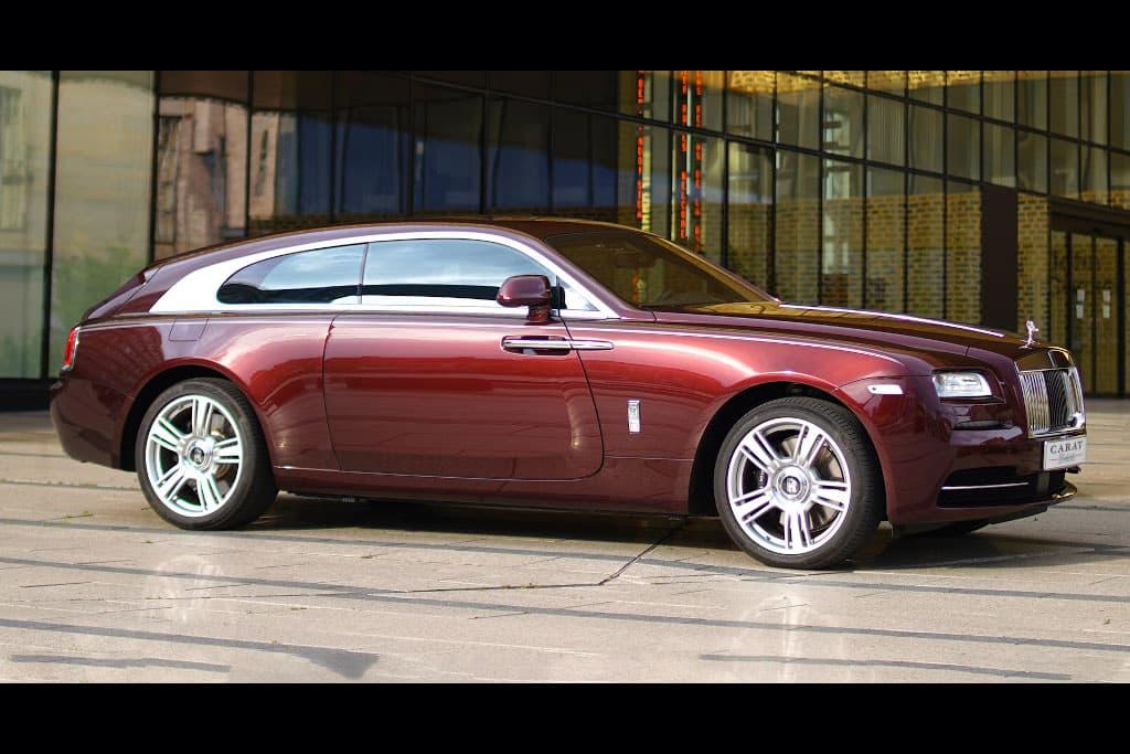 Million Dollar Hauler: Meet The Rolls Royce Silver Spectre…All $1,250,000 Of 700hp Shooting Brake