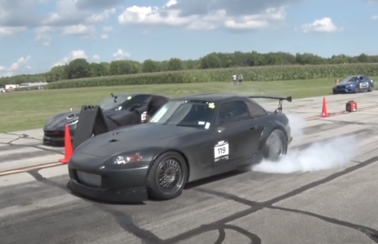 Morning Symphony: One Highly Pissed Off Honda S2000