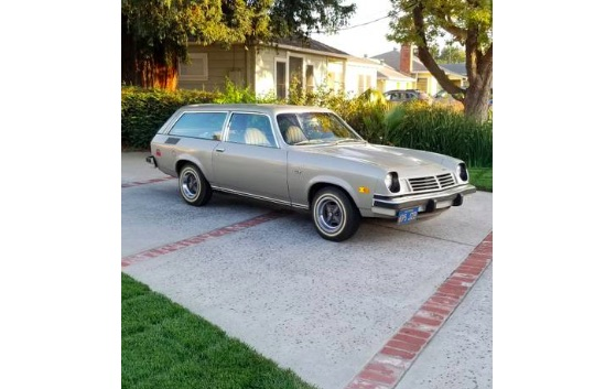 A Survivor's Survivor: This 1974 Chevy Vega GT Station Wagon Is Absolutely Amazing