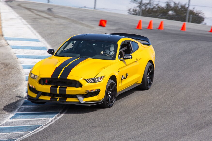 That Voodoo That You Did So Well: The Mustang GT350 Is Giving Way To The Mach 1