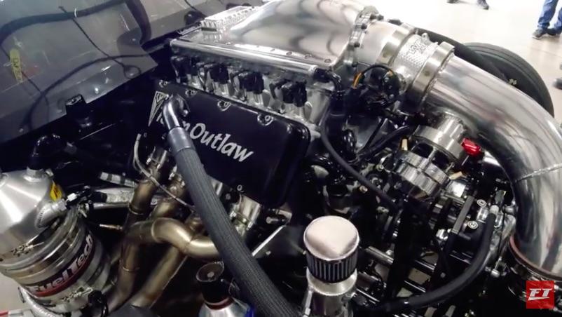 Poncho Power Video: Watch This Vortech Blown 505ci Kauffman Pontiac Engine Make 2,200hp To The Tire!