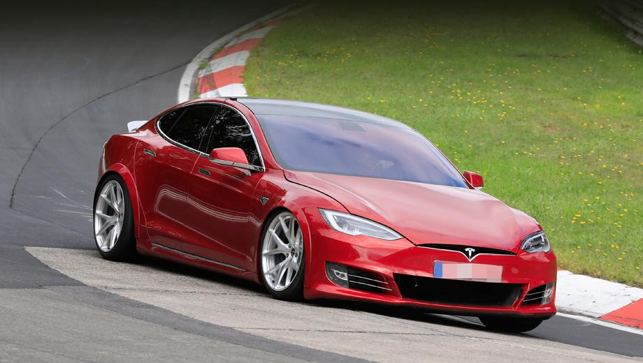 The Upcoming Tesla Model S Plaid Is A Maniac Sedan With 1,080hp and More Torque