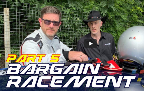 Racing $1,100 Compact Cars Wheel To Wheel On The Road Course Is A Riot! Watch Project Bargain Racement Hit The Track!