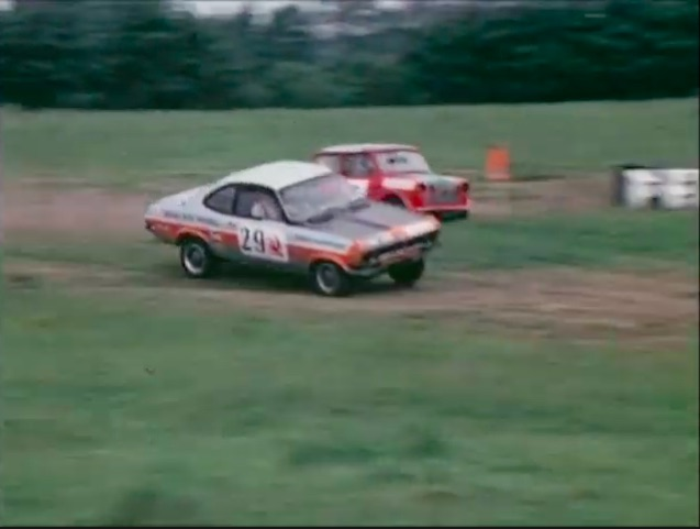 Fender Bashing Fun: 1970s Rallycross Racing At Long Marston Airfield In England – This Rules!