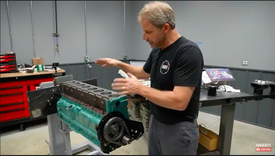 Hagerty Buick Straight Eight Rebuild Process: New Pistons, Rings, Timing Challenges, and More