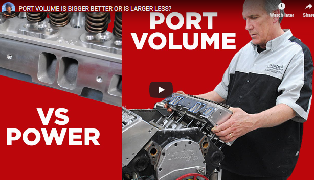Do Bigger Ports Kill Low Speed Power? Are Big Heads Only Good On High RPM Engines? Here's The Answer