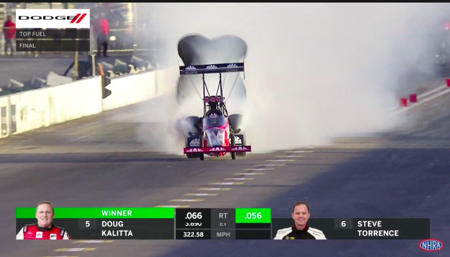 The Fuel Finals: Watch Tommy Johnson Jr and Doug Kalitta Score Victories At The NHRA Midwest Nationals