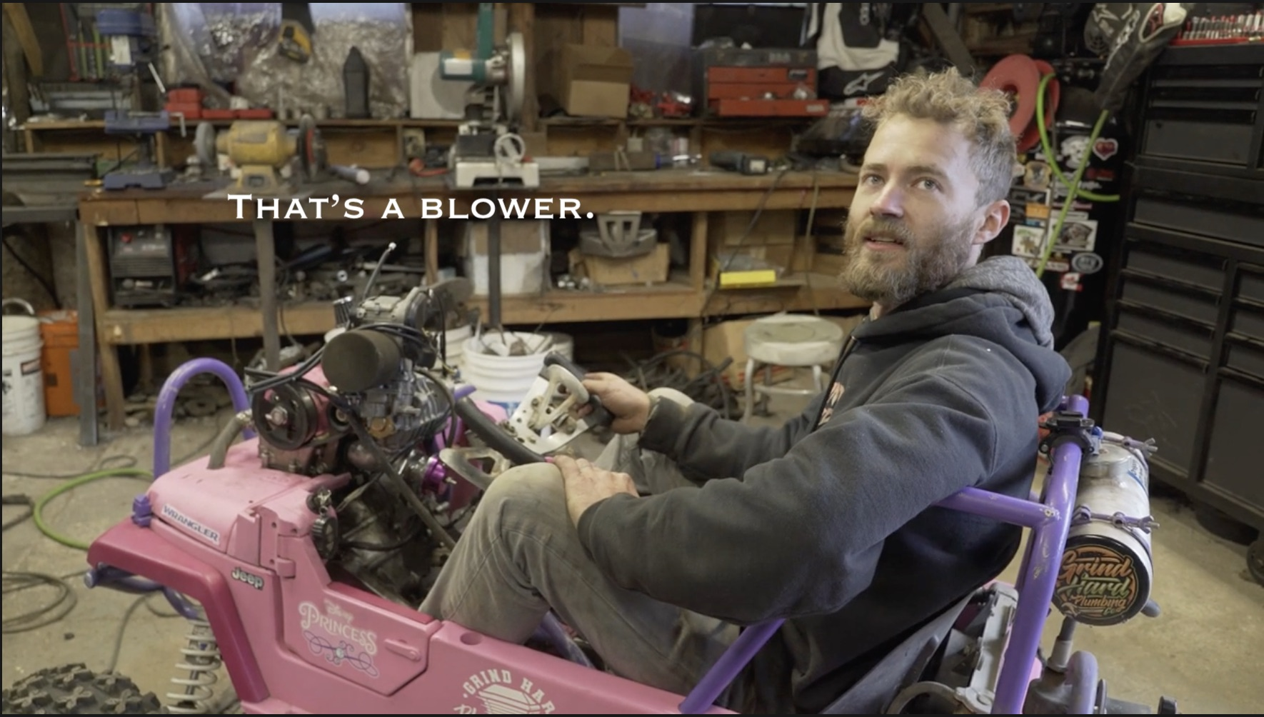 Supercharged Suicide: Adding A Blower To A Hot-Rodded Power Wheels