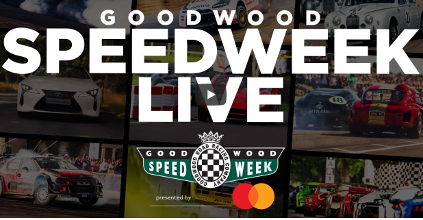 Watch Goodwood Speed Week LIVE Right Here! Epic Historic Race Cars Hauling Ass At Goodwood