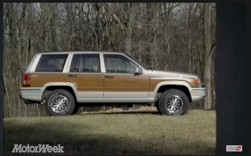 Retro Review Fun: This Look At The 1993 Jeep Grand Wagoner Is A Fun Contrast To The SUVs Of Today