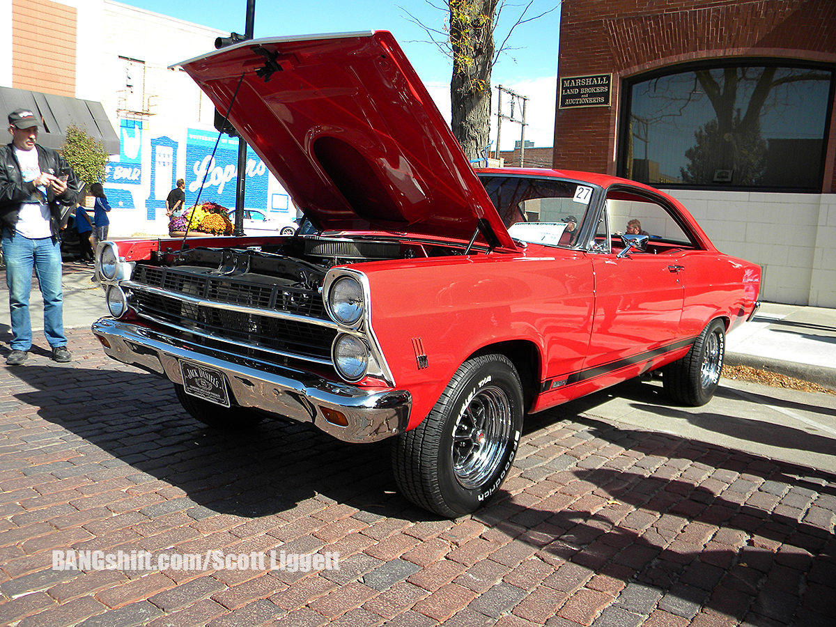 Kearney Cruise Night Proves It Will Take More Than A Pandemic To Keep Hot Rods In The Garage!