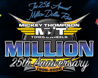 FREE LIVESTREAMING DRAG RACING TODAY! The 25th Annual Million Dollar Race Is On!