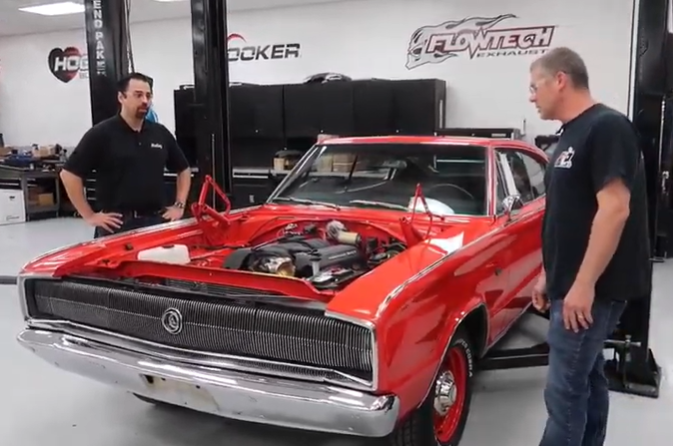 Engin Swap How To: Swap A Gen-3 HEMI Into Your B-Body Mopar With Bolt On Parts!