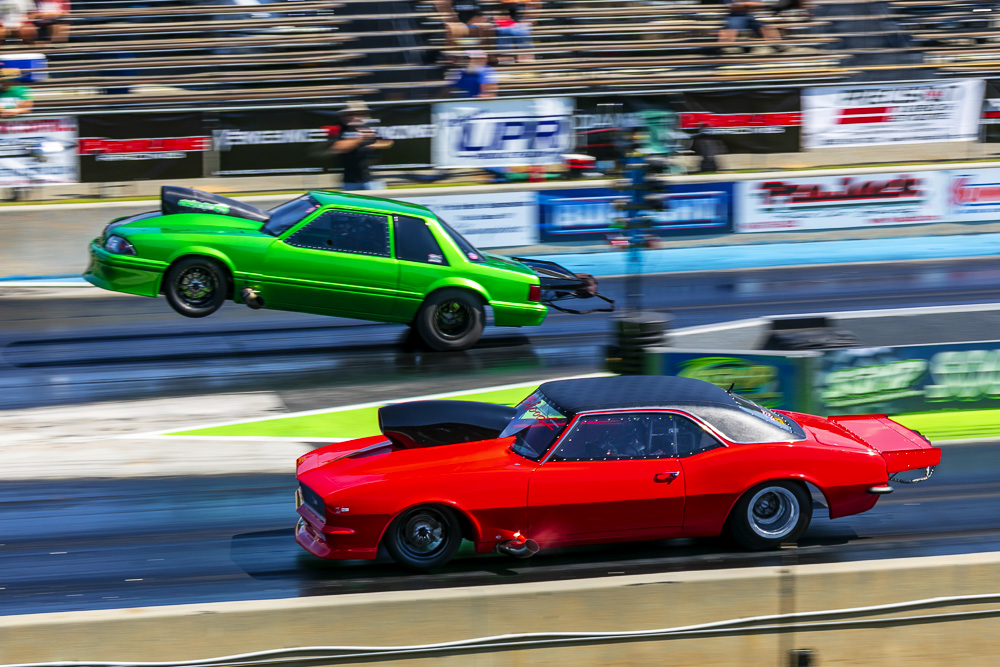 No Mercy 11 Action Photos: Small Tires and Big Traction Make For One Heck Of A Show