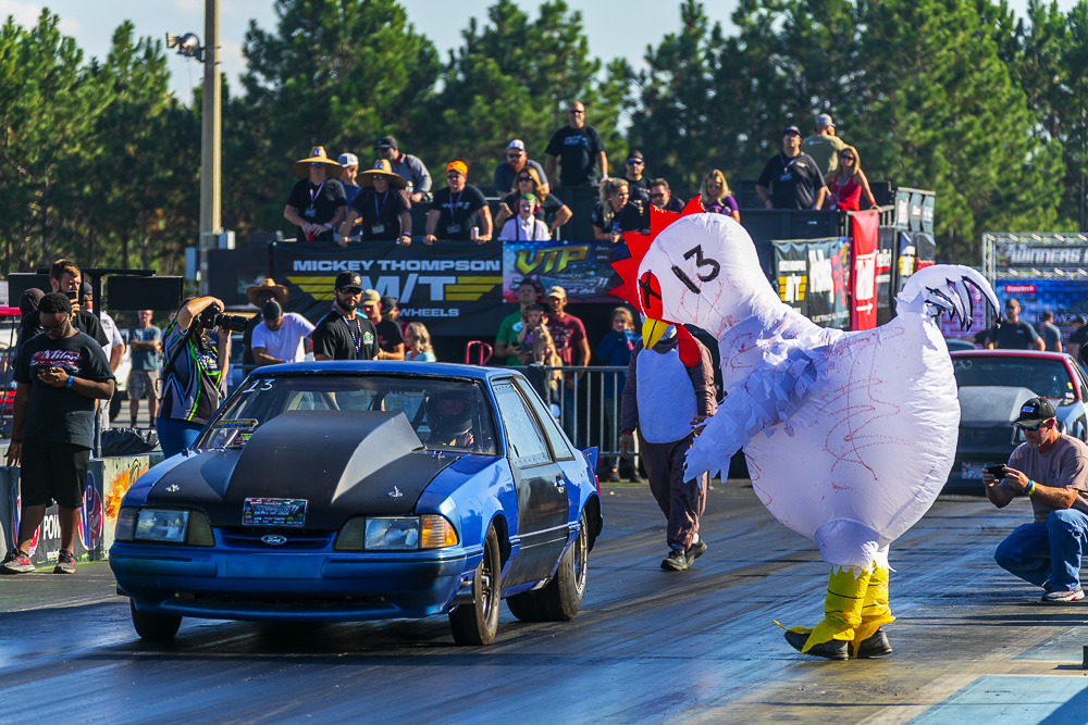 Don't Be Chicken! Check Out Even More Killer Action And Pit Photos From No Mercy 11 At SGMP!