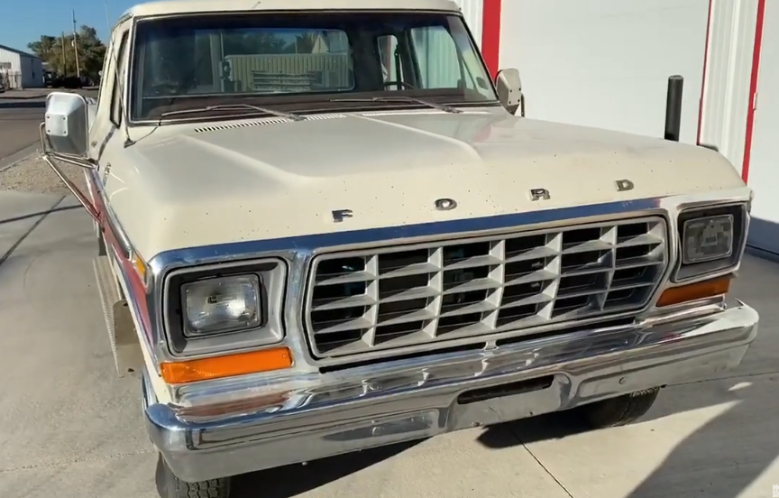 Just picked up off of the original farmstead! This One Owner 1978 Ford F-250 Super Cab! All Original And Cool.