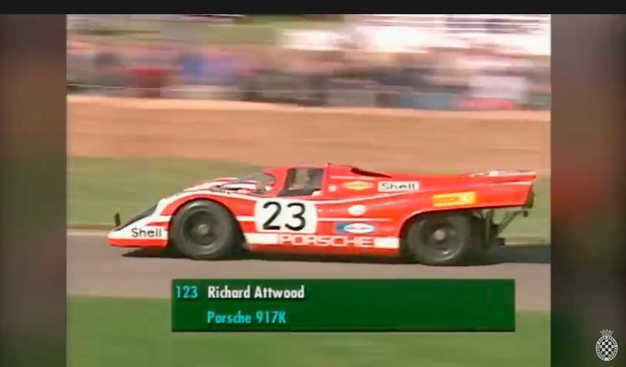 Le Mans Legends: Watch These Five Incredible Porsche Race Cars Attack Goodwood – 919, 917, 935, 911 RSR, 936!