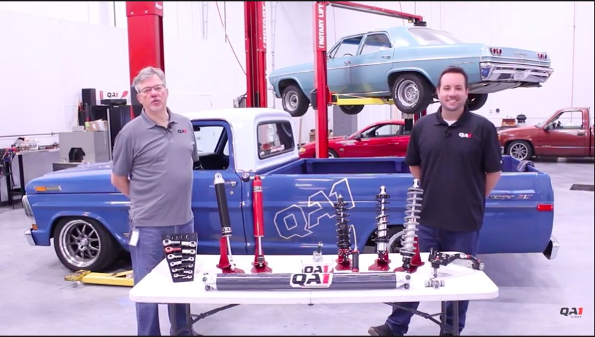 Stay In Shape: This Video From QA1 Talks About The Importance Of Off-Season Suspension Maintenance For Drag, Street, and Circle Track Cars