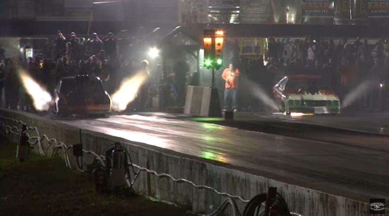 Scott Palmer Brings Everything Nitro Powered He's Got To Ozark Raceway Park And SENDS IT!