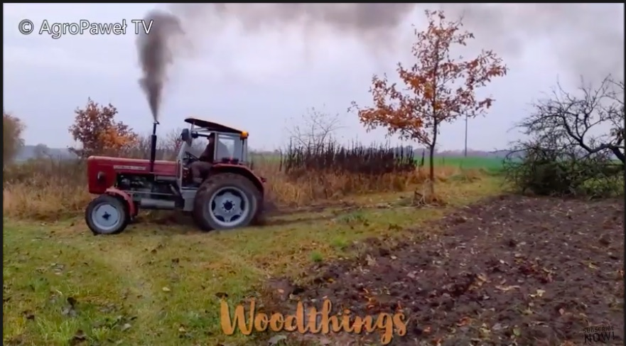 Tractors and Trucks vs Stumps: This Is No Fail Video, This is A Compilation Of Mechanical Win