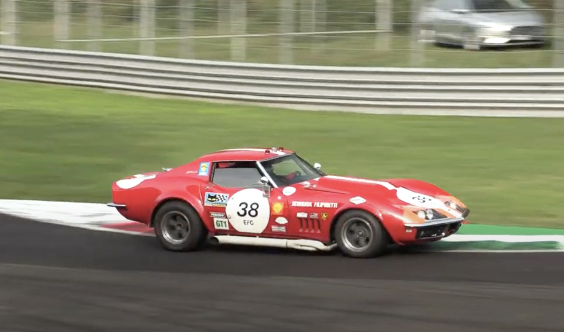 Morning Symphony: Monza Historic 2020 – The Choir Of The Legendary