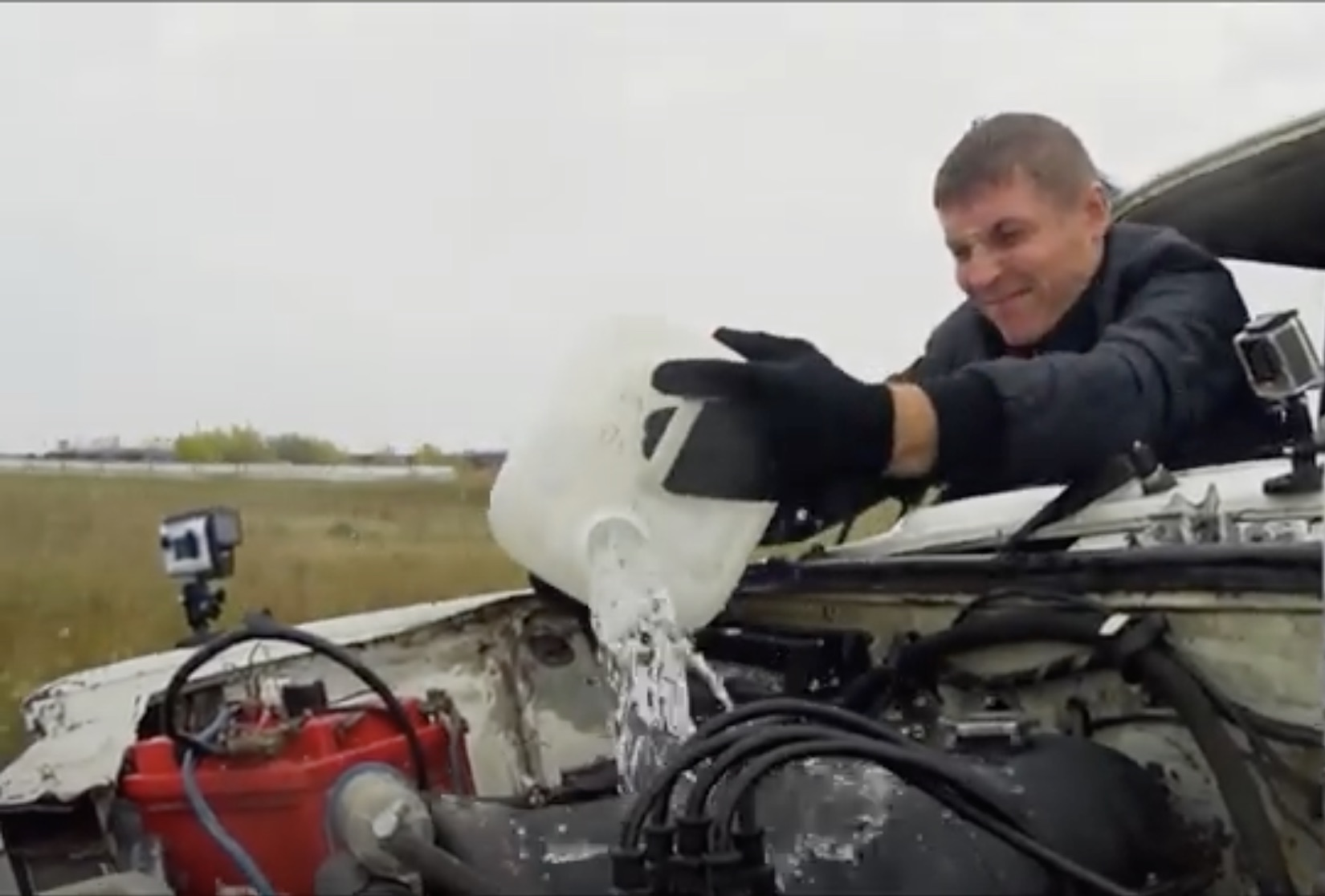 Practical Application: Hydrolocking An Engine Under Load