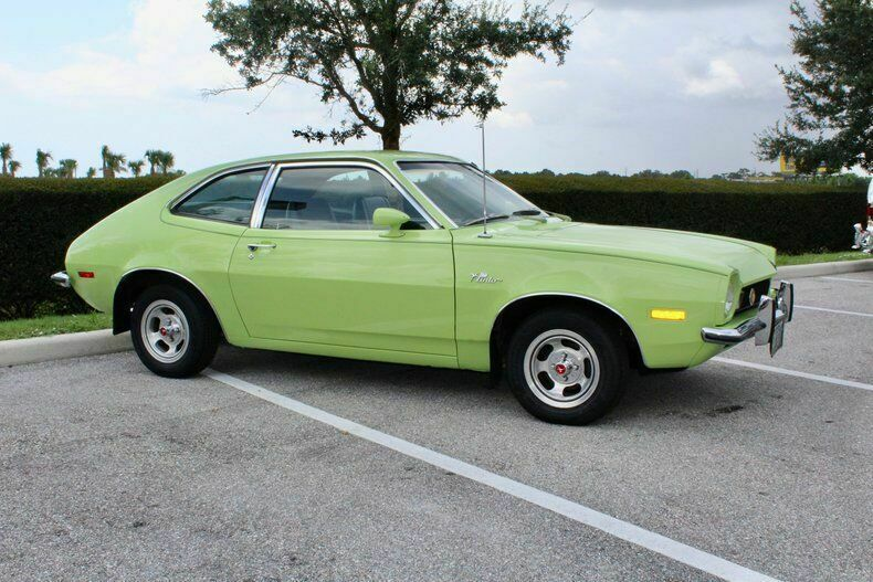 Unhinged: I Want To Modify This Super-Original 1971 Ford Pinto Badly!
